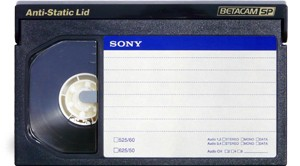 Digitalizace BetaCAM