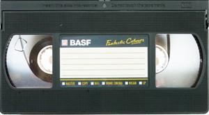 Digitalizace VHS Praha