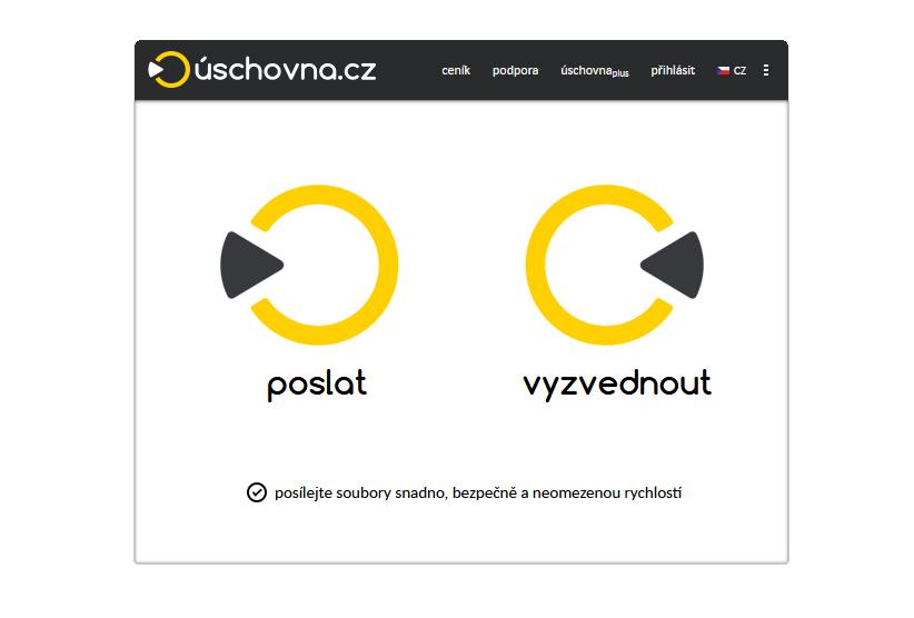 Uložení digitalizovaných videí na uschovna.cz
