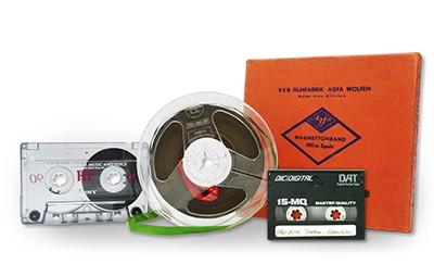 Digitalizace audiokazet a magnetofonových pásků
