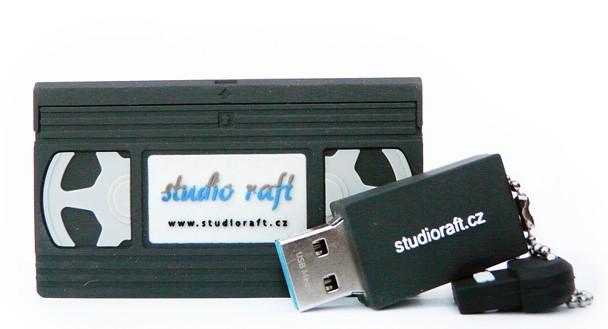 Digitalizace VHS na USB flash disk - Praha